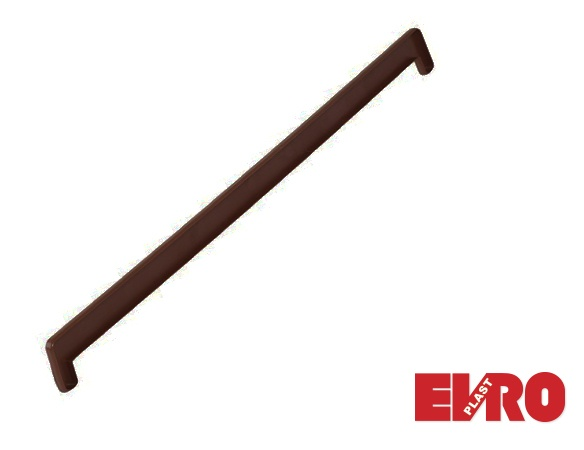 Заглушка для подоконника Fachmann 600 мм махагон